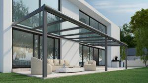 New Glaslux Glass Room Info