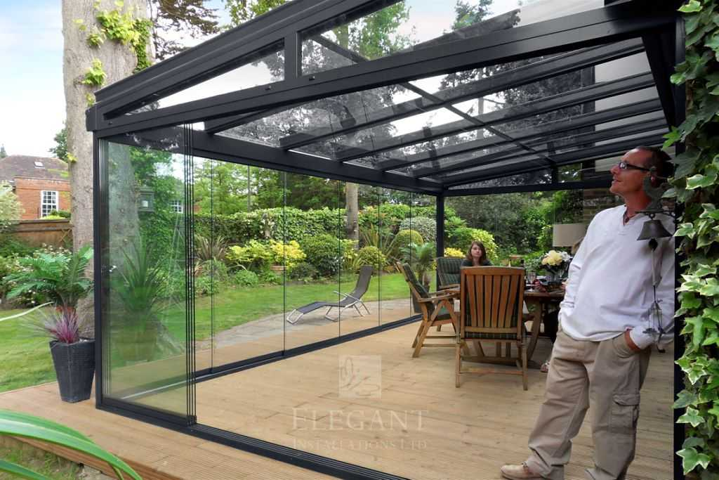 Glass rooms uk stunning glass garden rooms by elegant for Best garden rooms uk