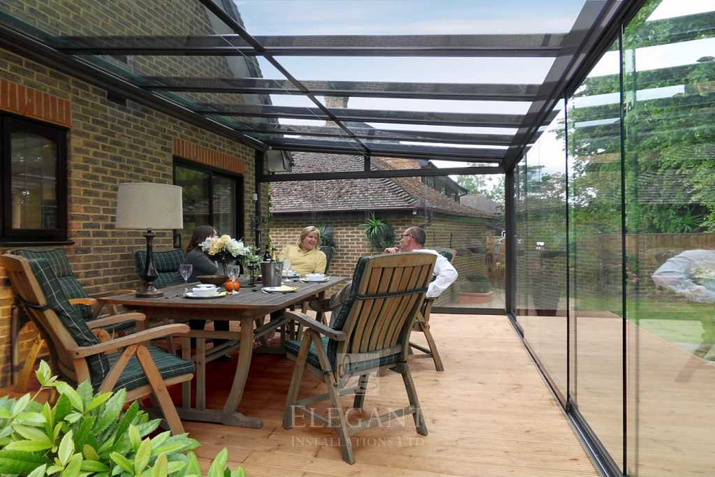 Glass rooms uk stunning glass garden rooms by elegant for Garden rooms uk
